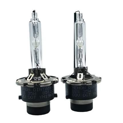 Лампа D4S Xenon 6000K (комплект 2шт)