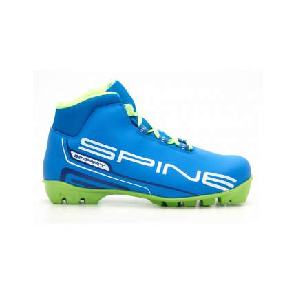 Ботинки для беговых лыж Spine NNN Smart 357/2 2021, 30