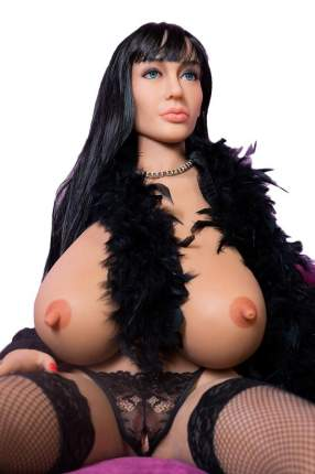 Мега реалистичная секс-кукла Julietta Idoll