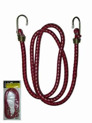 Резинка багажная 12мм х 1,5м метал.крючки Skrab 27014