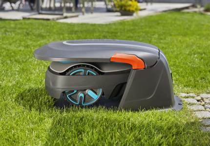Газонокосилка-робот GARDENA SILENO life 750