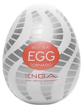 Мастурбатор-яйцо EGG Tornado Tenga