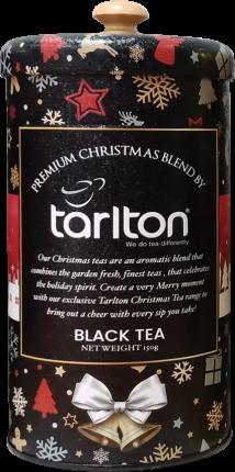 Черный чай Тарлтон черный бархат 150 г