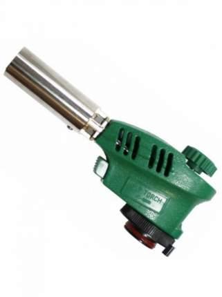 Газовая горелка 3-ON 008 автоматическая (зеленая)