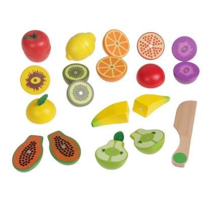 Набор Солнечные фрукты, на подносе