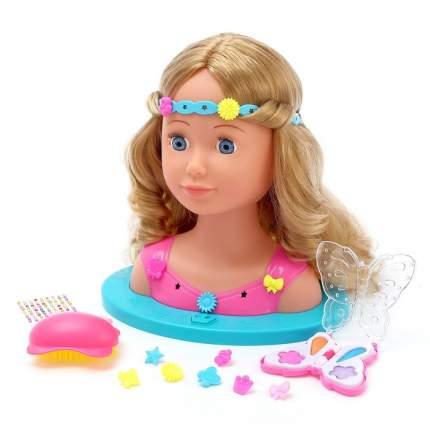 Кукла-манекен для создания причесок Белла с аксессуарами