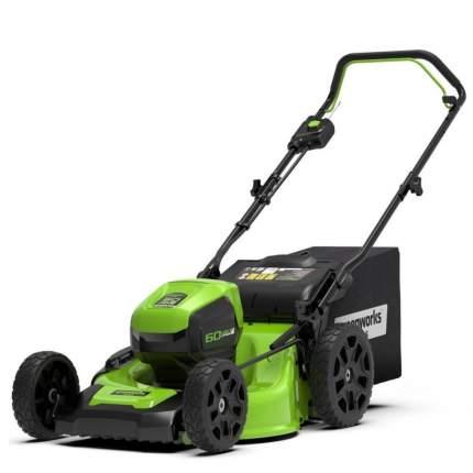 Аккумуляторная газонокосилка Greenworks GD60LM46HP (арт. 2502807)