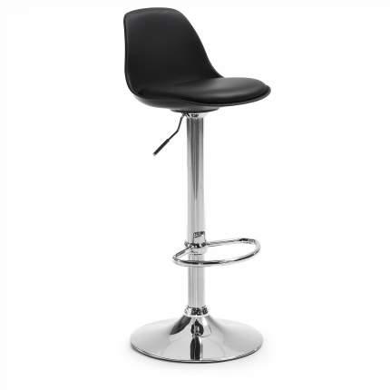 Барный стул La Forma Orlando 61733, хром/черный