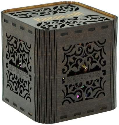 Конфеты ассорти Кремлина курага и чернослив шоколадные куб резной 450 г