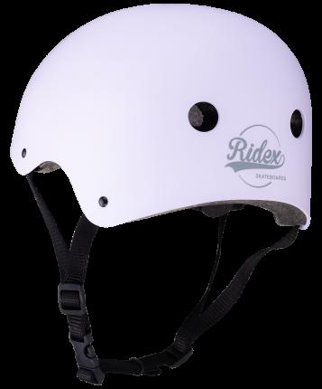 Шлем защитный Ridex Inflame белый 57-59