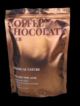 """Кофейный скраб для тела """"Кофе и шоколад"""" Skinomical"""