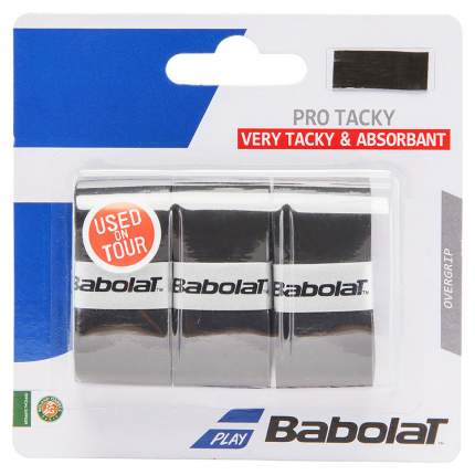 Обмотки Babolat Pro Tacky 3шт