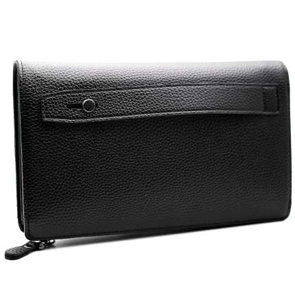 Портмоне-кошелек с визитницей Mashinokom PKD8001 черное