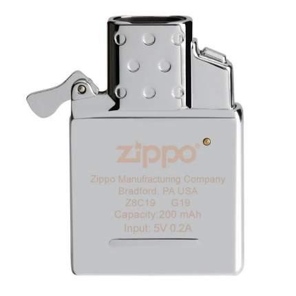 Электронный вставной блок для широкой зажигалки ZIPPO 65828 с USB зарядкой