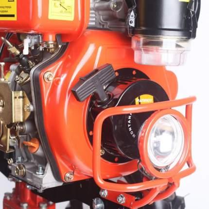 Дизельный мотоблок Patriot Т 7,6/900 2FB DE Montana Diesel 6 л.с