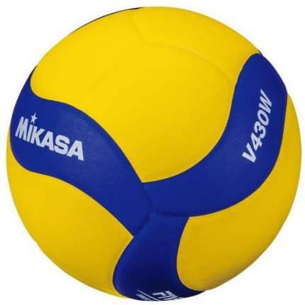 Волейбольный мяч Mikasa V430W №5 yellow/blue