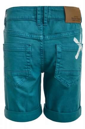 Шорты для мальчика Button Blue, цв.бирюзовый, р-р 158