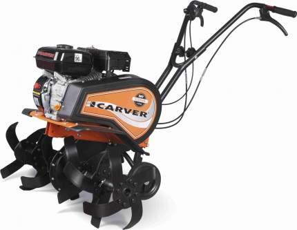 Мотокультиватор CARVER T-650R (6,5 л.с., реверс, цепной ред., шир. 30-55-85см.)