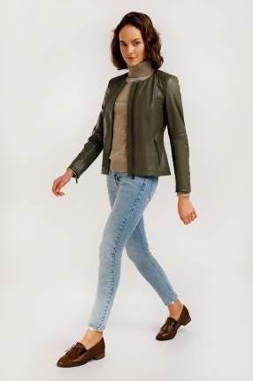 Куртка женская Finn-Flare B20-11812 зеленая 2XL