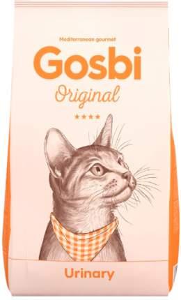 Сухой корм для кошек Gosbi Original Urinary, при МКБ, курица, 7кг