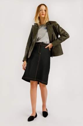 Куртка женская Finn-Flare B20-11810 зеленая L