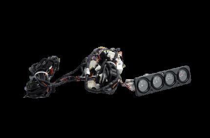 Комплект проводов с приборами УАЗ 396295372400621