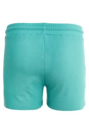 Шорты для девочки Button Blue, цв.бирюзовый, р-р 116