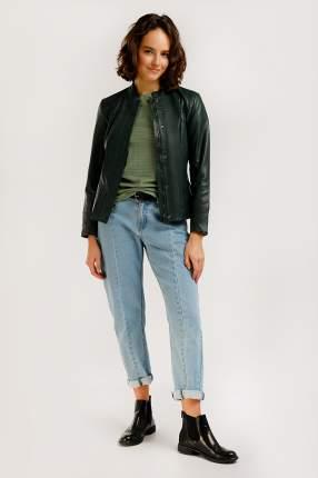 Куртка женская Finn-Flare B20-11808 зеленая M