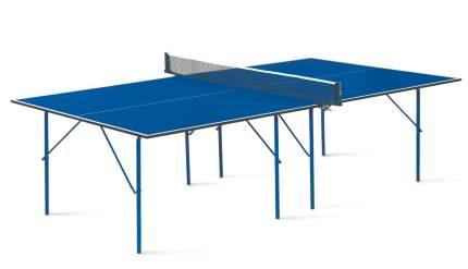 Теннисный стол Start Line Hobby синий