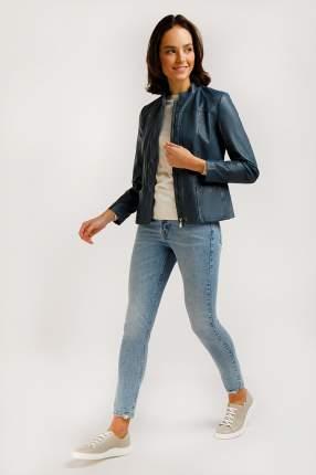 Куртка женская Finn-Flare B20-11808 голубая L