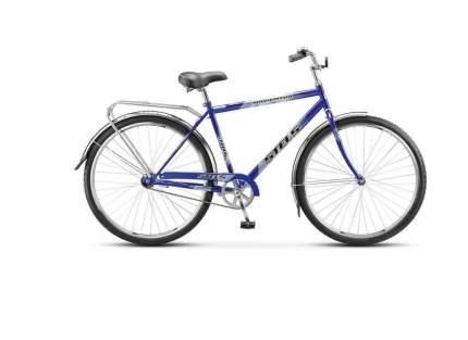 "Велосипед Stels Navigator 28 300 Gent Z010 2020 18"" синий"