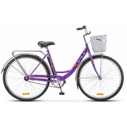 """Велосипед Stels Navigator 28 345 Mod.1 2020 18"""" фиолетовый"""