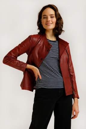 Куртка женская Finn-Flare B20-11800 бордовая L