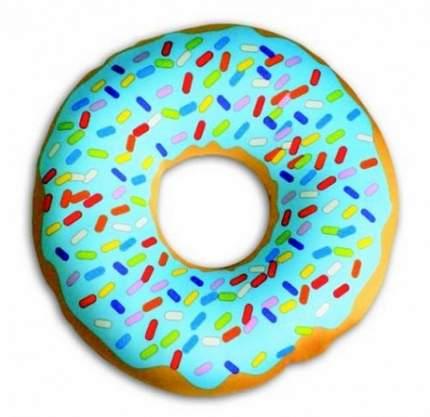 Круглая подушка-антистресс Штучки, к которым тянутся ручки Пасхальный пончик 3