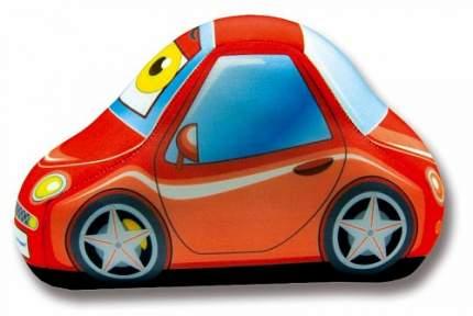 Игрушка-антистресс Штучки, к которым тянутся ручки Машинка 3 большая, красная