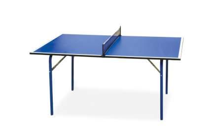 Теннисный стол Start Line Junior синий, с сеткой