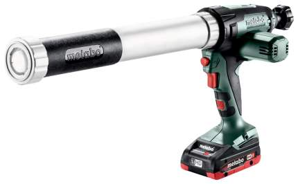 Пистолет для герметика Metabo KPA 18 LTX 600 601207800