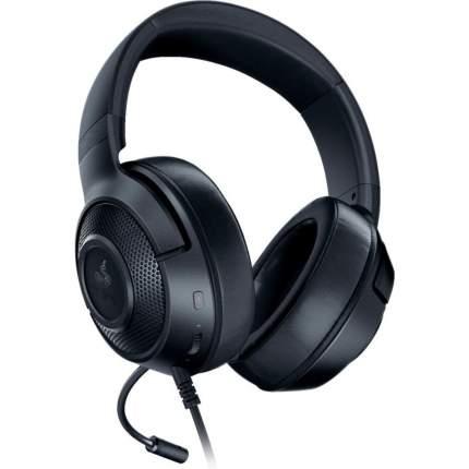 Игровые наушники Razer Kraken X - Analog Gaming Headset Black (RZ04-02890100-R3M1)