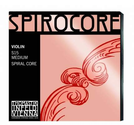 Струны для скрипки Thomastik S15 Spirocore