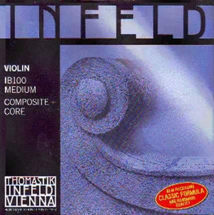 Струны для скрипки Thomastik IB100 Infeld Blau