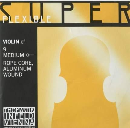 Одиночная струна для скрипки Thomastik Super Flexible 9