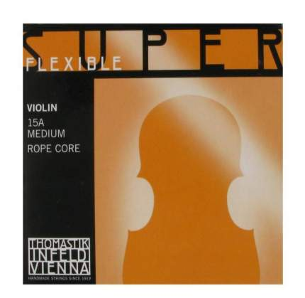 Струны для скрипки Thomastik 15A Super Flexible