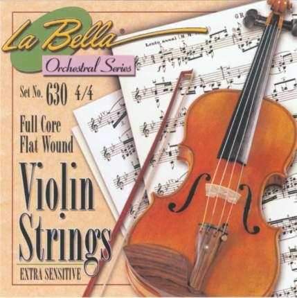 Струны для скрипки La Bella RC-630