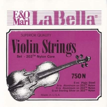 Струны для скрипки La Bella 750 N