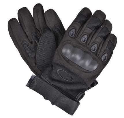 Перчатки Kamukamu 001, черные, L