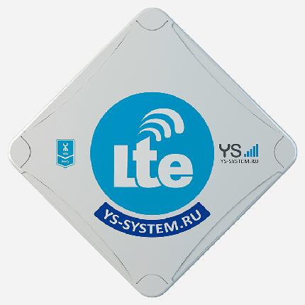 Усилитель интернет сигнала YS System Street II