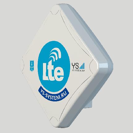 Усилитель интернет сигнала YS System Street II Pro