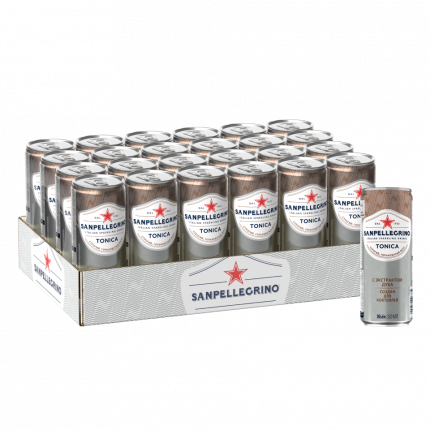 Напиток газированный Sanpellegrino Tonica 24*0.33л