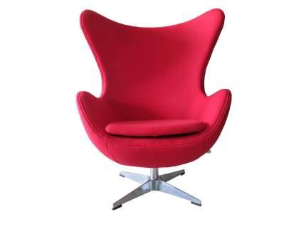 Кресло Bradex Home «EGG CHAIR» красный /FR 0259