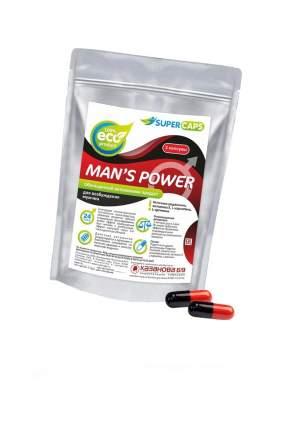 Капсулы Man''s Power+Lcamitin возбуждающее средство 2 шт.
